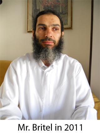 Mr. Britel Portrait taken 2011