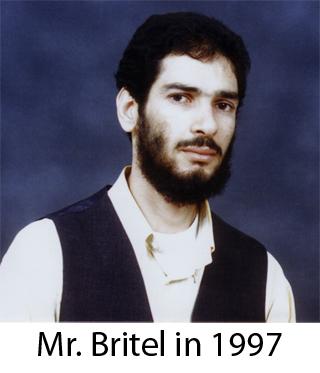 Portrait of Abou Elkassim Britel in 1997